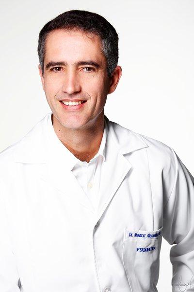 Dr. Moacyr Rosa Psiquiatra SP