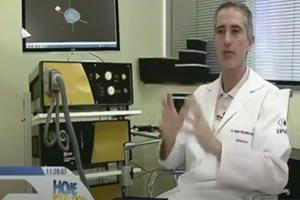Dr. Moacyr Rosa foi entrevistado pela TV Record