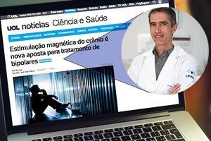 Dr. Moacyr Rosa foi entrevistado pela UOL Notícias