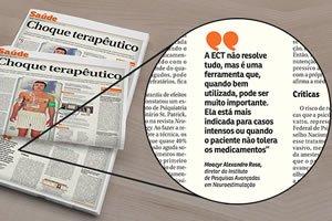Dr. Moacyr Rosa foi entrevistado pelo Jornal Correio Braziliense