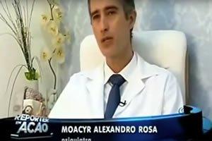 Dr. Moacyr Rosa foi entrevistado pelo Programa Repórter Ação