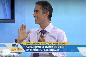 Dr. Moacyr é entrevistado no programa Hoje em Dia – Rede Record