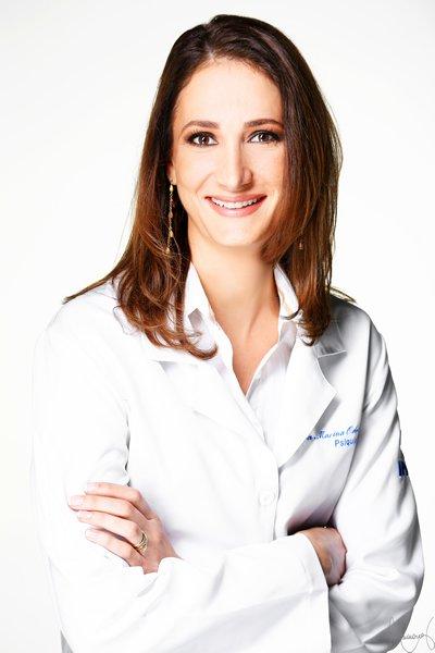Dra. Marina Rosa Psiquiatra SP
