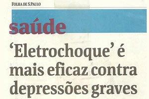 Dr. Moacyr é entrevistado pela Folha de S. Paulo