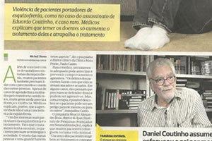 Dr. Moacyr é entrevistado pelo jornal Diário de S. Paulo