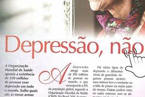 Dr. Moacyr escreveu sobre Depressão e esclareceu o assunto para a Revista Home Angels