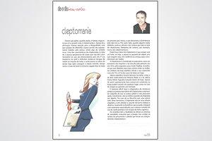 Dr. Moacyr explica o que é Cleptomania para Revista Dia a Dia