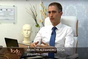 Dr. Moacyr participa do programa Todo Seu, Ronnie Von